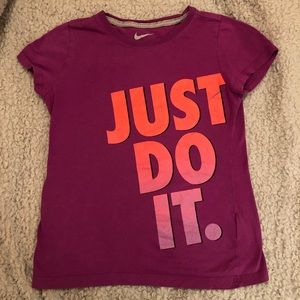 Girls Nike T-Shirt